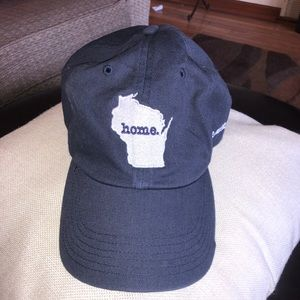 Wisconsin The Home T State Hat